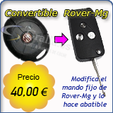 Convertible Mando Abatible Rover